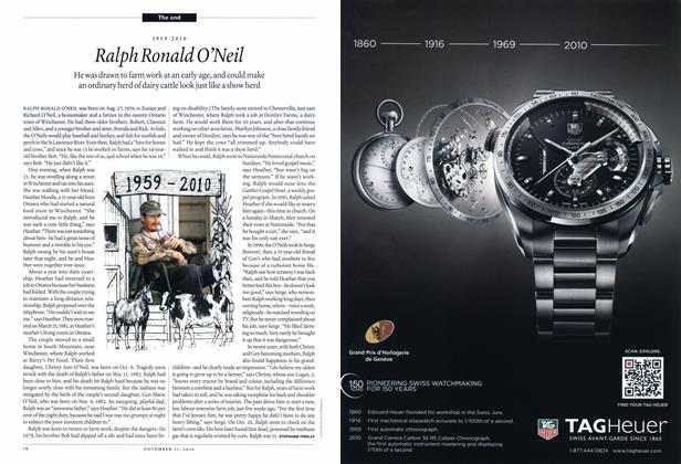 Article Preview: Ralph Ronald O'Neil, NOVEMBER 15th 2010 | Maclean's