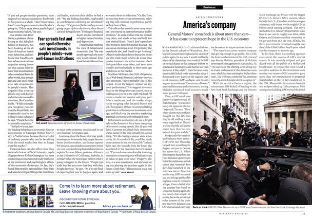 Article Preview: America's company, December 2010 | Maclean's