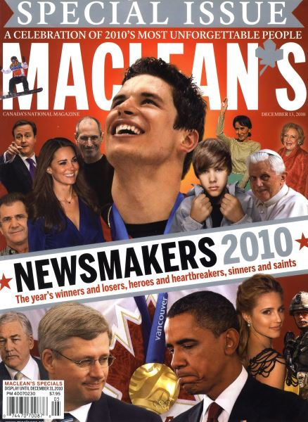 Issue: - December 2010 | Maclean's