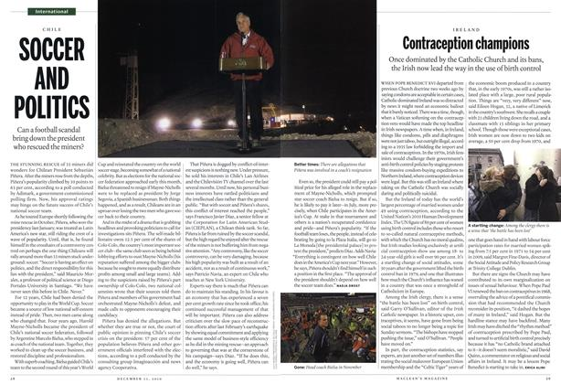Article Preview: Contraception champions, December 13th 2010 | Maclean's