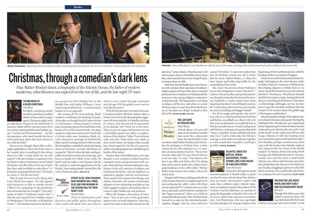 Article Preview: Christmas, through a comedian's dark lens, December 2010 | Maclean's