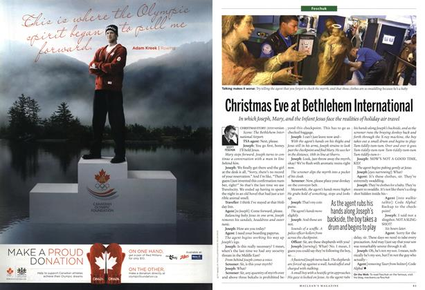 Article Preview: Christmas Eve at Bethlehem International, December 13th 2010 | Maclean's