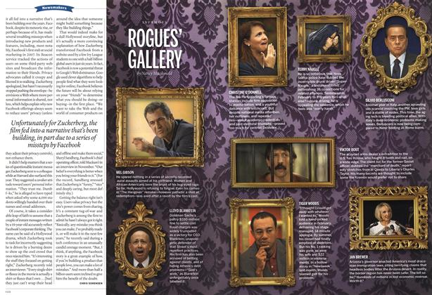 Article Preview: ROGUES' GALLERY, December 13th 2010 | Maclean's