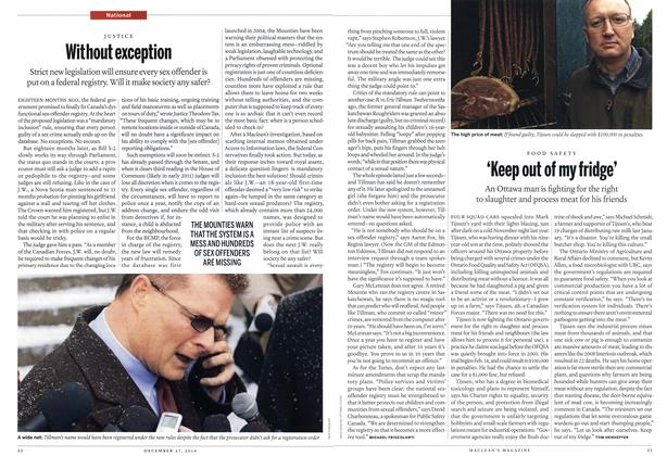 Article Preview: 'Keep out of my fridge', December 27th 2010 | Maclean's