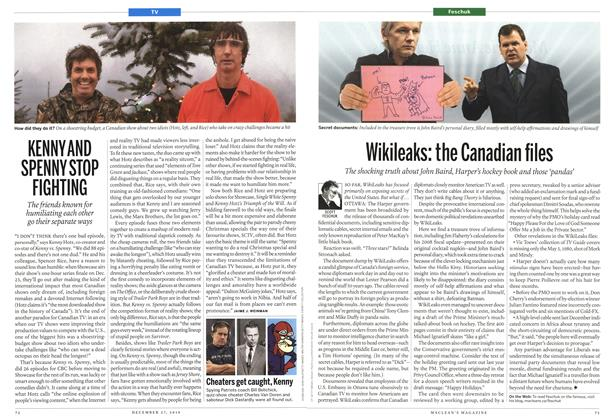 Article Preview: KENNYAND SPENNY STOP FIGHTING, December 27th 2010 | Maclean's