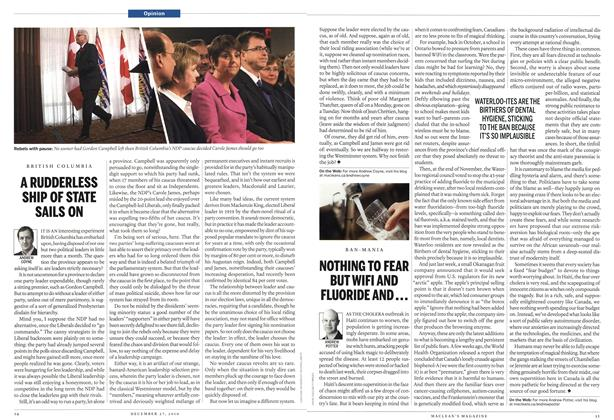 Article Preview: NOTHING TO FEAR BUT WIFI AND FLUORIDE AND . . ., December 27th 2010 | Maclean's