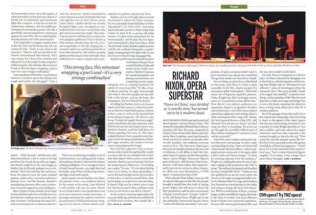 Article Preview: RICHARD NIXON, OPERA SUPERSTAR, January 17th 2011   Maclean's