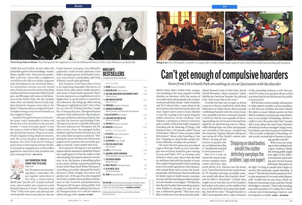 Article Preview: KAY THOMPSON: FROM FUNNY FACE TO ELOISE Sam Irvin, January 17th 2011   Maclean's