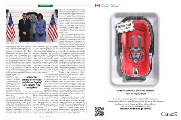 Article Preview: Advertisement, JANUARY 24th 2011 | Maclean's