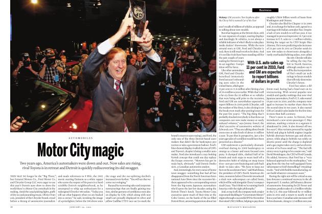 Article Preview: Motor City magic, JANUARY 24th 2011 | Maclean's
