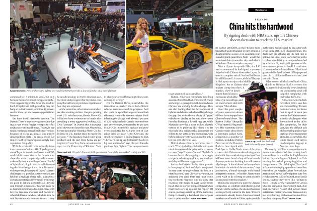 Article Preview: China hits the hardwood, JANUARY 24th 2011 | Maclean's