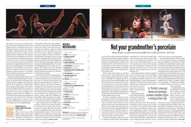 Article Preview: Not your grandmother's porcelain, JANUARY 24th 2011 | Maclean's