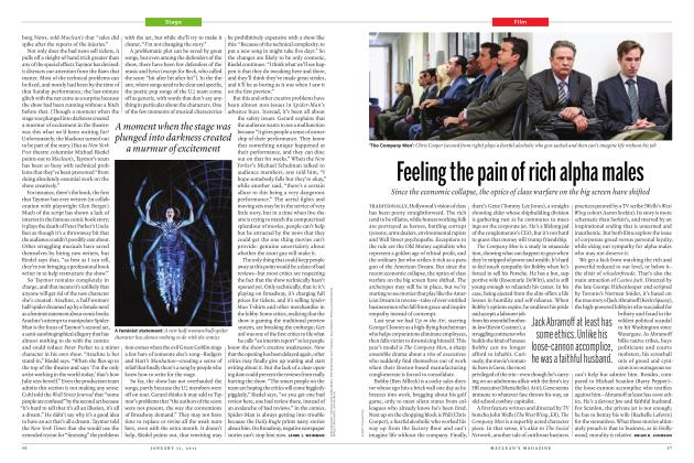 Article Preview: Feeling the pain of rich alpha males, JANUARY 31st 2011 | Maclean's