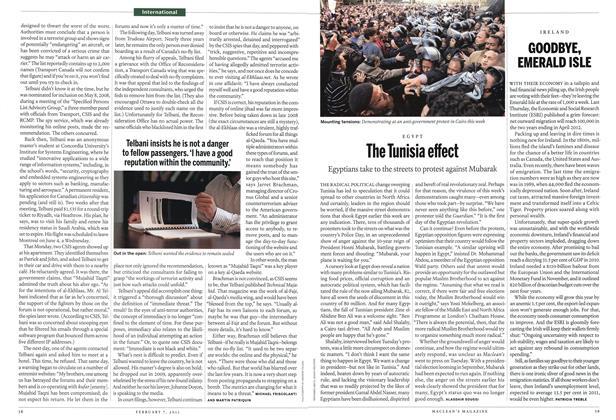 Article Preview: GOODBYE, EMERALD ISLE, February 2011 | Maclean's