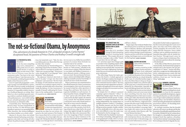 Article Preview: The not-so-fictional Obama, by Anonymous, February 2011 | Maclean's