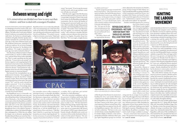 Article Preview: Between wrong and right, February 2011 | Maclean's