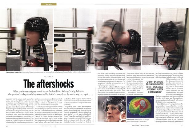 Article Preview: The aftershocks, February 2011 | Maclean's