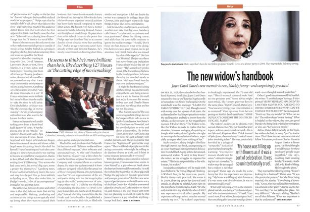 Article Preview: The new widow's handbook, February 2011 | Maclean's