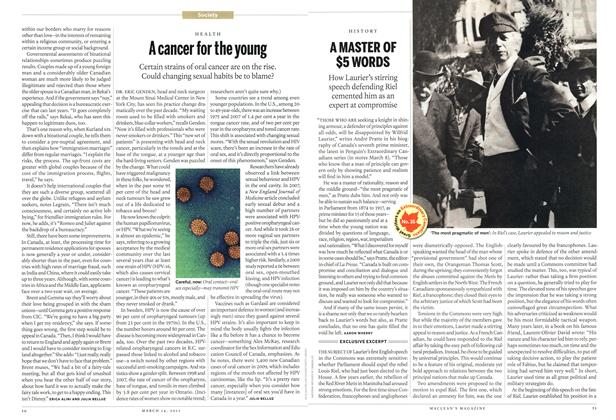 Article Preview: A MASTER OF $5 WORDS, March 2011 | Maclean's