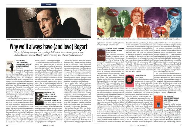 Article Preview: Why we'll always have (and love) Bogart, March 2011 | Maclean's