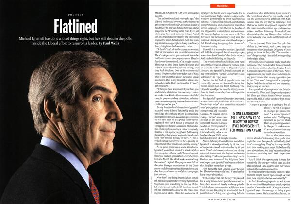 Article Preview: Flatlined, March 2011 | Maclean's