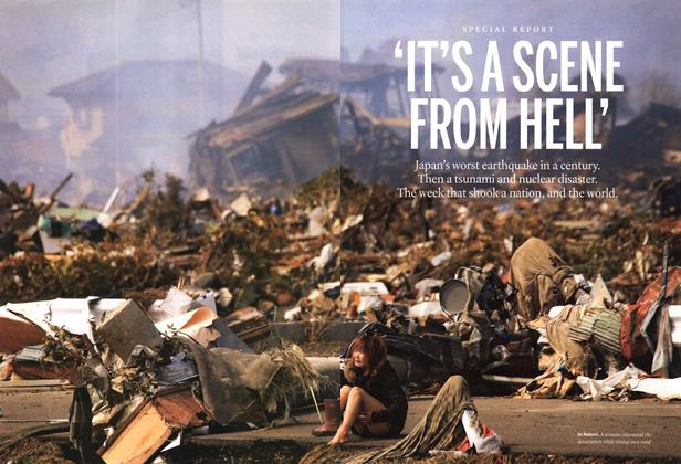 Article Preview: 'IT'S A SCENE FROM HELL', March 2011 | Maclean's