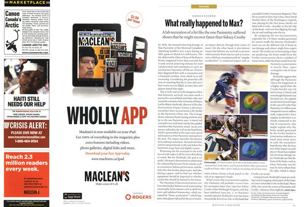Article Preview: What really happened to Max?, April 2011 | Maclean's