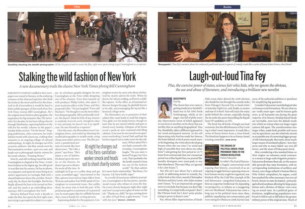 Article Preview: Laugh-out-loud Tina Fey, April 2011 | Maclean's