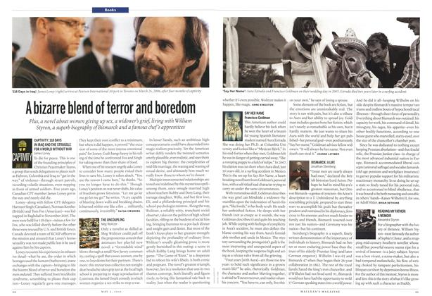Article Preview: BISMARCK: A LIFE Jonathan Steinberg, May 2011 | Maclean's