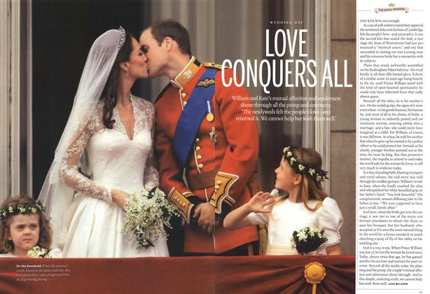 Article Preview: LOVE CONQUERS ALL, May 2011 | Maclean's
