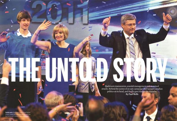 Article Preview: THE UNTOLD STORY, May 2011 | Maclean's