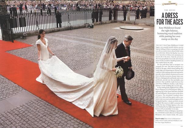 Article Preview: A DRESS FOR THE AGES, May 2011 | Maclean's