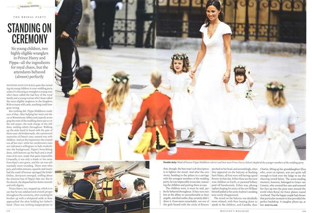 Article Preview: STANDING ON CEREMONY, May 2011 | Maclean's