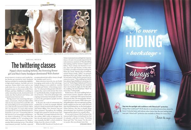 Article Preview: The twittering classes, May 2011 | Maclean's