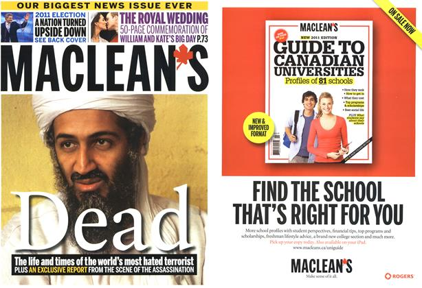Article Preview: ROGERS: MACLEAN'S, May 2011 | Maclean's