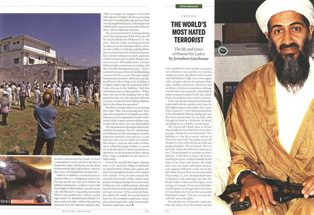 Article Preview: THE WORLD'S MOST HATED TERRORIST, May 2011 | Maclean's