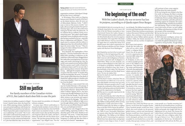Article Preview: Still no justice, May 2011 | Maclean's