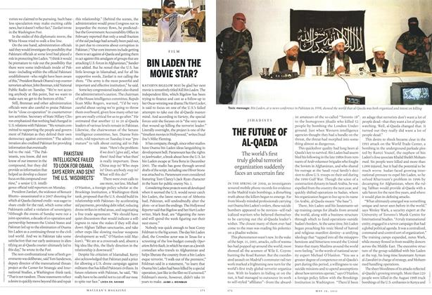 Article Preview: BIN LADEN THE MOVIE STAR?, May 2011 | Maclean's