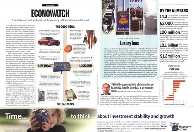 Article Preview: ECONOWATCH, May 2011 | Maclean's