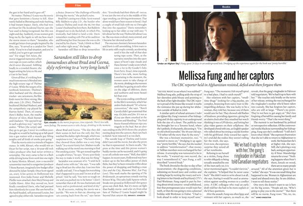 Article Preview: Mellissa Fung and her captors, May 2011 | Maclean's