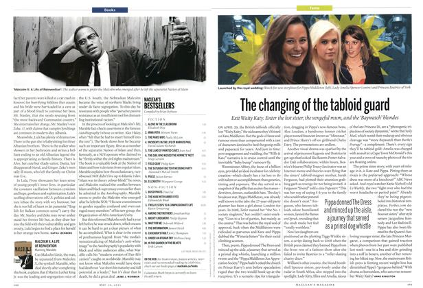 Article Preview: The changing of the tabloid guard, May 2011 | Maclean's