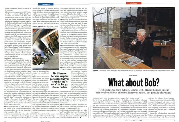 Article Preview: What about Bob?, May 2011 | Maclean's