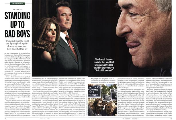 Article Preview: STANDING UP TO BAD BOYS, June 2011 | Maclean's