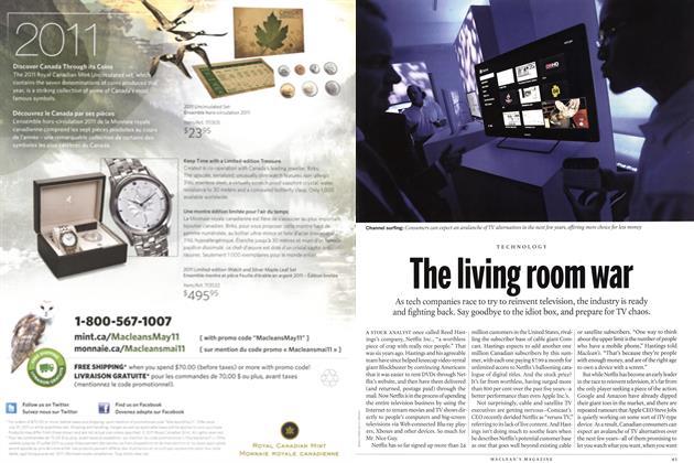 Article Preview: The living room war, June 2011   Maclean's