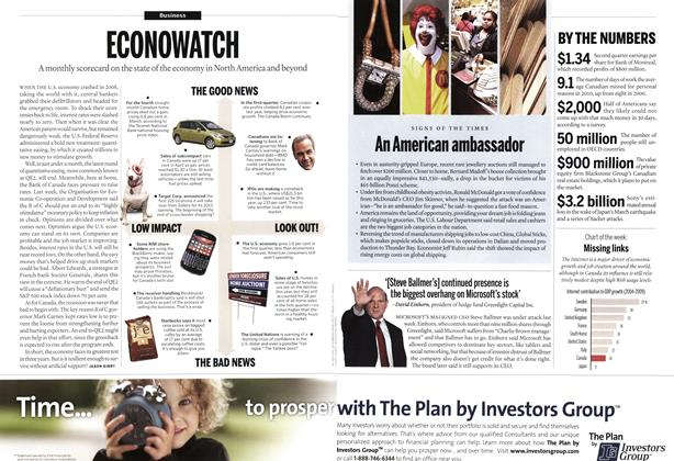 Article Preview: ECONOWATCH, June 2011 | Maclean's