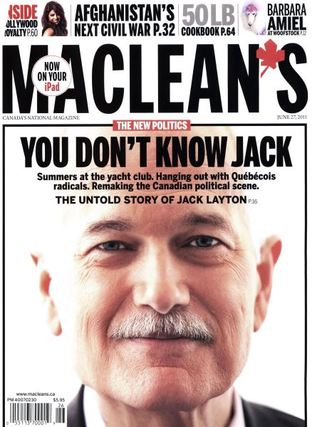 Issue: - June 2011 | Maclean's