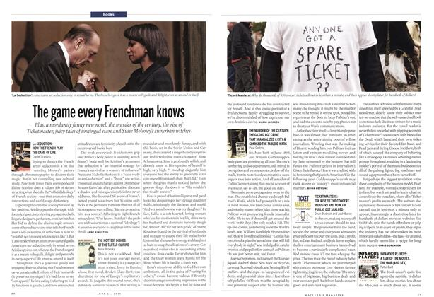 Article Preview: The game every Frenchman knows, June 2011 | Maclean's