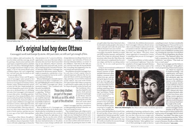 Article Preview: Art's original bad boy does Ottawa, June 2011 | Maclean's
