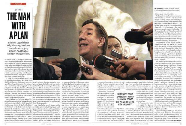 Article Preview: THE MAN WITH A PLAN, July 2011 | Maclean's