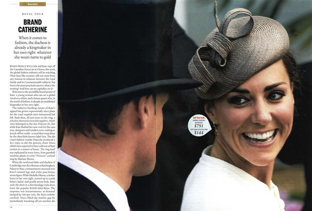 Article Preview: BRAND CATHERINE, July 2011 | Maclean's